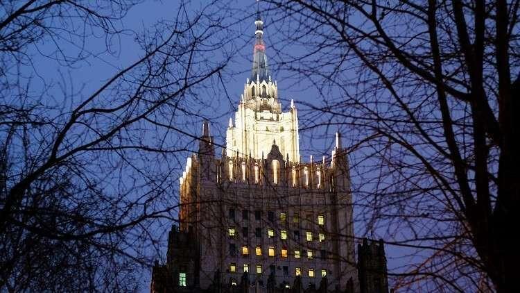 الخارجية الروسية: موسكو تتواصل مع أنقرة بشأن تسوية الأزمة في إدلب style=