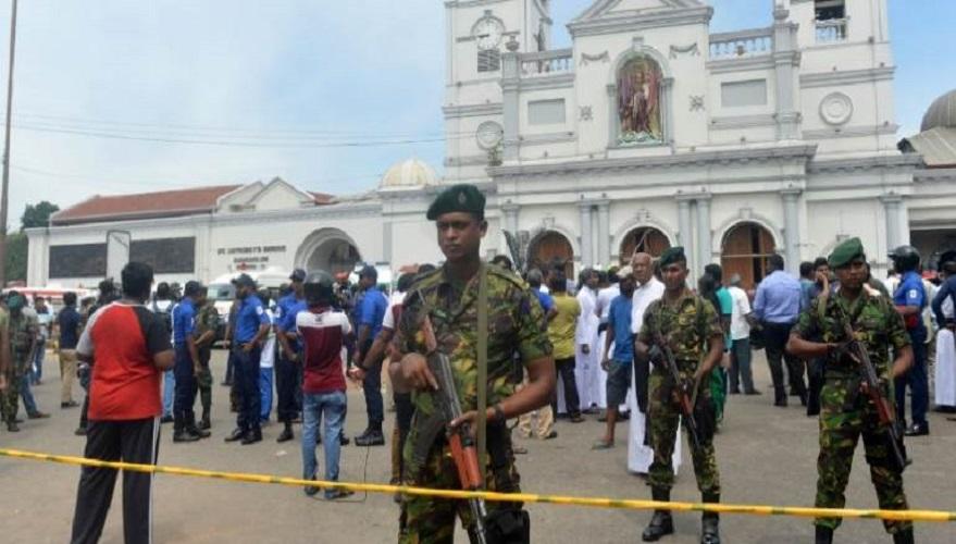 الشرطة السريلانكية تحتجز مواطنا سوريًا لاستجوابه حول هجمات الأحد الدامية style=