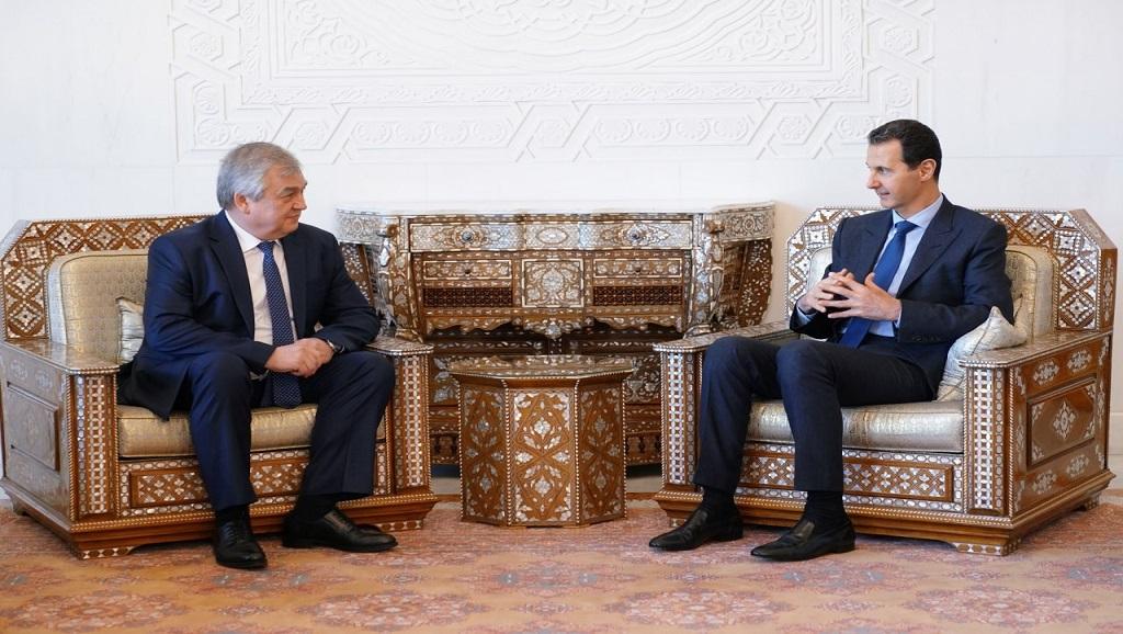بعد مباحثات مع السعودية؛ موسكو والنظام السوري يبحثان التطبيع مع الدول العربية style=