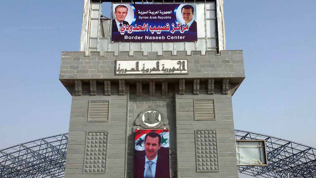 بلغة الأرقام: نظام الأسد الكاسب الوحيد من إعادة فتح معبر (نصيب-جابر) style=