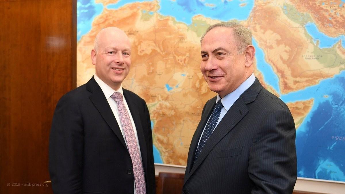 """الإدارة الأميركية تنشر خرائط مُحدّثة تُظهر الجولان المحتل ضمن """"حدود إسرائيل"""" style="""