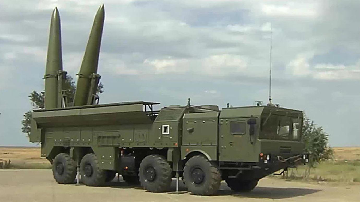 "روسيا تنشر منصّات صواريخ ""إسكندر"" في حميميم style="