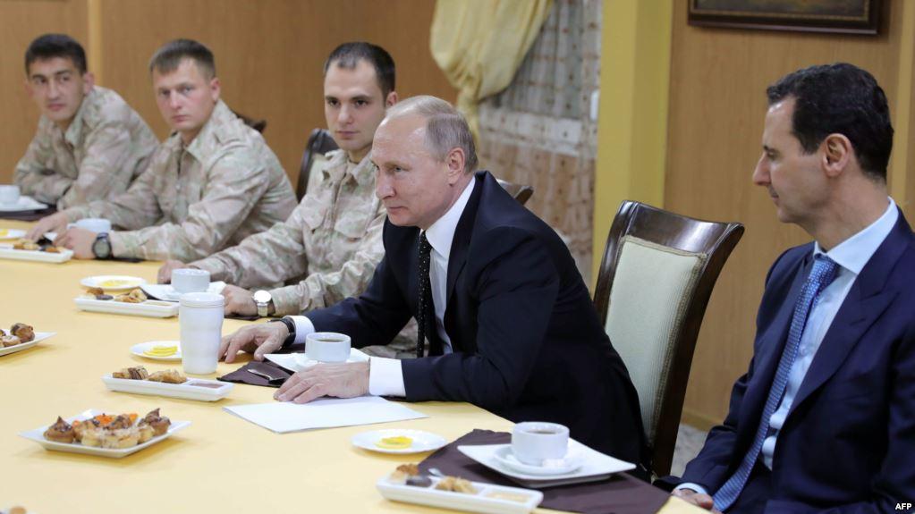 مصادر لـ (جيرون): النظام والروس قدّما قائمتَي أسماء مختلفتين للجنة الدستورية style=