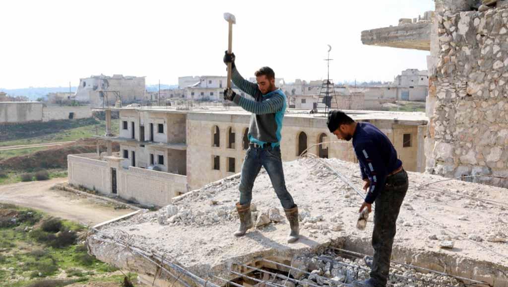 """""""الحرب الأهلية"""" السورية تقترب من نهايتها style="""