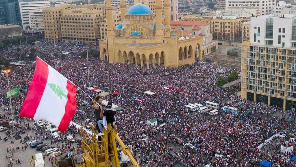 ثورات لبنان الخمسة منذ الطائف – شبكة جيرون الإعلامية